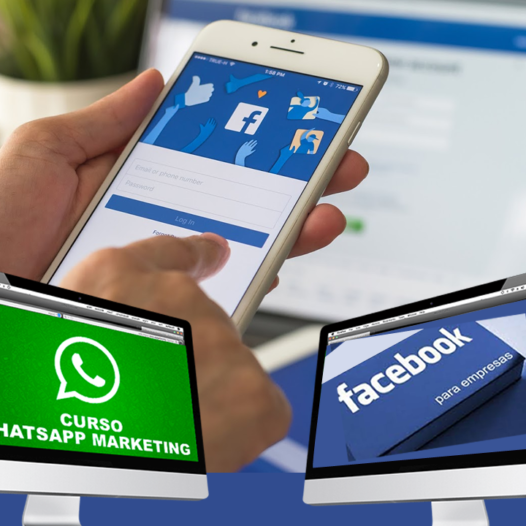 Ventas Digitales con Facebooks y Whatsapp